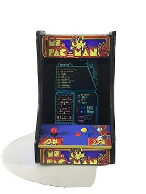 "NEW MS. PAC-MAN/GALAGA DONKEY KONG ARCADE + 412 in 1 TABLETOP ""19"" inch Monitor"