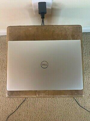 Dell 9370 XPS 13 13.3 in 512 GB SSD I7-8550u 1.8 GHz 16GB RAM Laptop - Silver