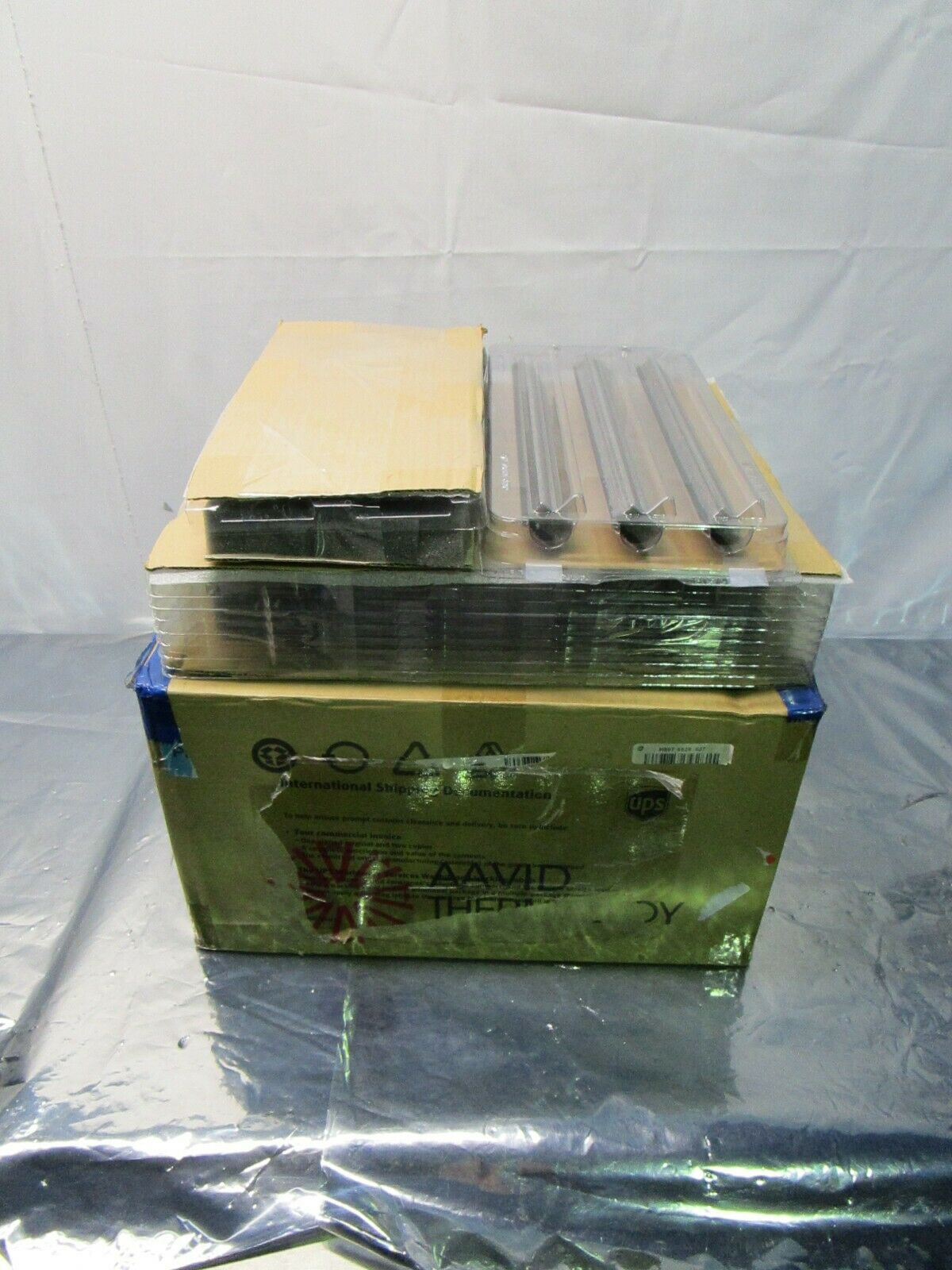1 Lot of 630 BAL 54-0209-01 PLASTIC COVER, 102647