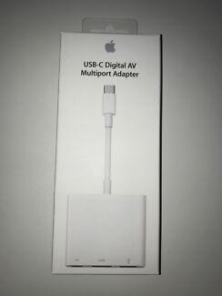 Genuine Apple USB-C digital AV multiport adapter HDMI