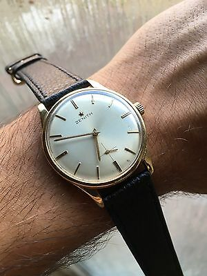 Zenith Cal. 40T Vintage Mens Watch