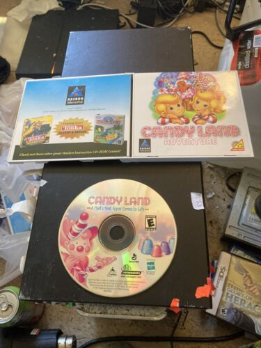Computer Games - Candy Land Adventure - PC CD Computer Game
