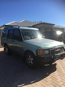 1999 Land Rover Discovery Wagon South Yunderup Mandurah Area Preview