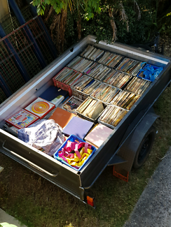 Free trailer load of records