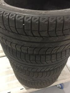 2156017 WINTER MICHELIN XICE $40 EACH TIRE