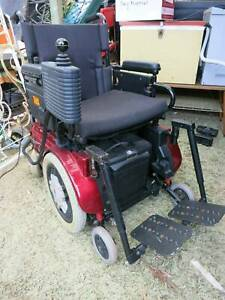 pride jet mobility electric chair