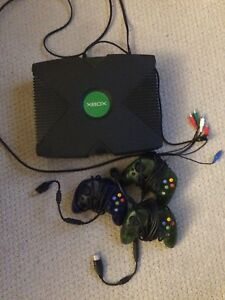 Modded original Xbox