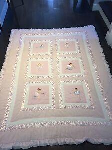 Child comforter single bed