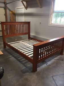 Double Queen King bed