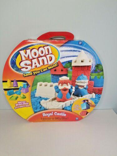 Moon Sand Kit Royal Castle New Sealed Kids Toys