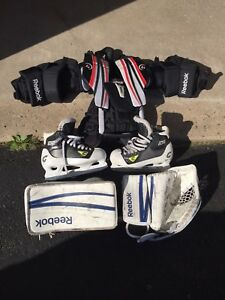 Goalie Gear $150