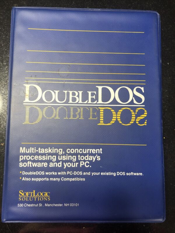 1989 Double Dos - May be last copy on earth.