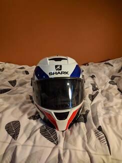 Shark Speed-R Series 2 Sauer Helmet Large