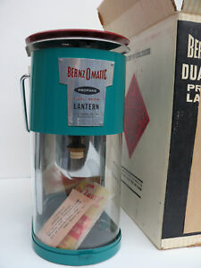 New Old Stock Unfired Bernz-O-Matic Dual Beam TX750 Propane Lantern - NO PROPANE