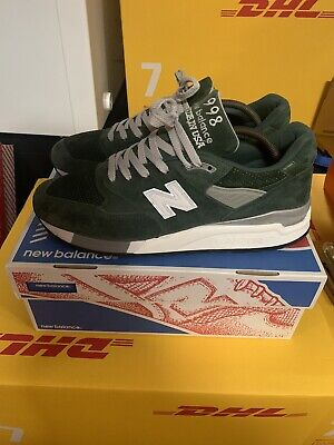 New Balance 998 BB Forest Green Very Rare