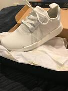 Nmd triple white Southbank Melbourne City Preview