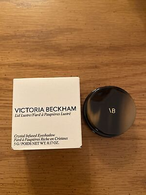 Victoria Beckham Beauty Lid Lustre Crystal Infused Eyeshadow, Tea Rose, BNIB