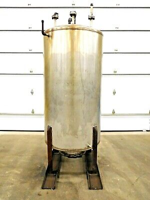 Mo-3197 Stainless Steel 475 Gallon Tank. 304 Ss. 72 Straight Side.