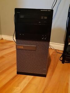 Like New Mid Tower Dell Gaming PC!