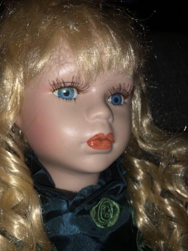 Estate Vintage Haunted Doll Florence
