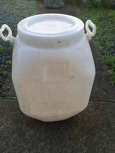 20L storage drums Sorell Sorell Area Preview