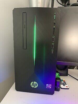 HP Gaming PC Ryzen 5 AMD Radeon 580