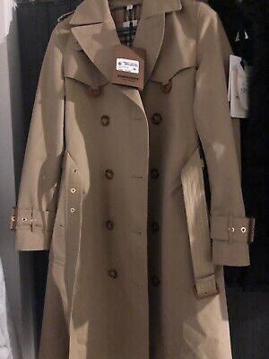 burberry trench coat XS BRAND NEW with tags - No Receipt