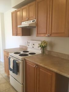 Bright one bedroom with large balcony - July!