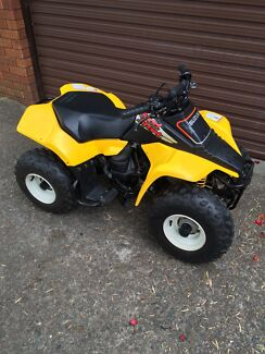 Suzuki 2000 LT 80 Kids Quad Bike LT80 Darling Heights Toowoomba City Preview