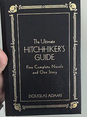 The Ultimate Hitchhiker's Guide Buch Neu Limitiert