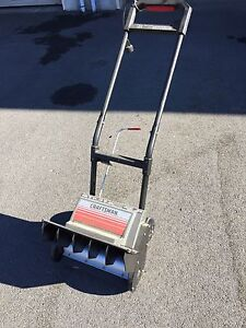 Craftsman snow thrower $40