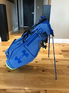 2018 Under Armour Storm Speedround golf stand bag