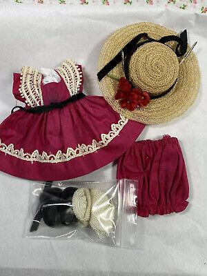 Circa 1954 Original Ginny Outfit