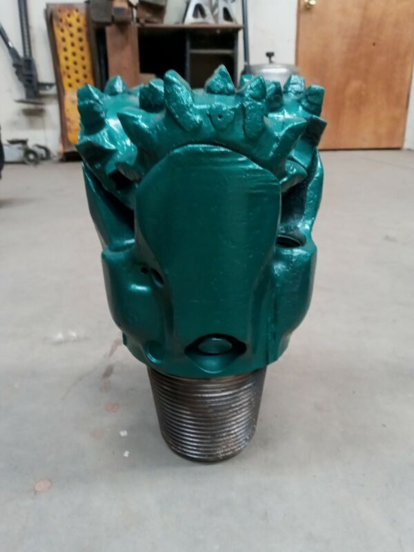 """7 7/8"""" Tricone Drill Bit Mill Tooth"""