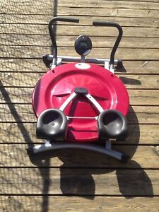 Ab Circle PRO exercise machine
