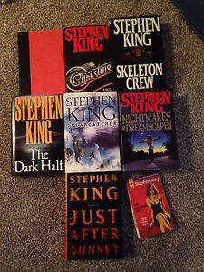 Stephen king collection(hardcover)