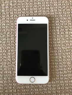 36gb rose gold iPhone
