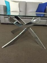 Tempered glass coffee table Cranebrook Penrith Area Preview