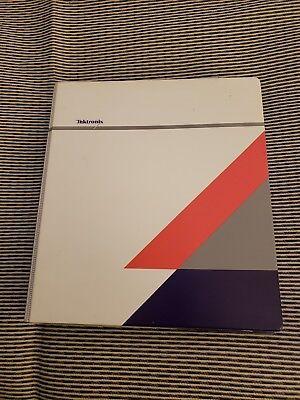 Tektronix 11801b Digital Sampling Oscilloscope User Manual