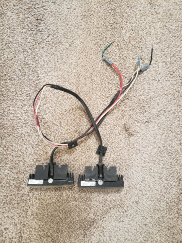 SOUNDOFF SIGNAL GHOST  split PAIR PRE WIRED FOR EASY INSTALL
