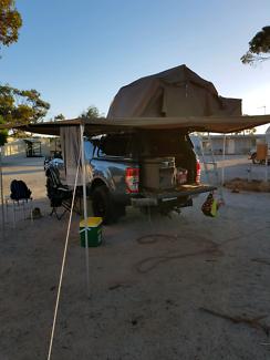 Caravan Sun Buster Awnings