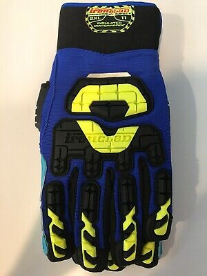 Xxl Ironclad Vibram Insulated Waterproof Work Gloves Vib-iwp-06-xxl