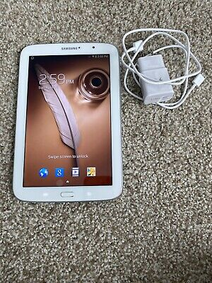 Samsung Galaxy Note 8.0 Tablet - GT-N5110 - 16GB - Wi-Fi - 8in - White