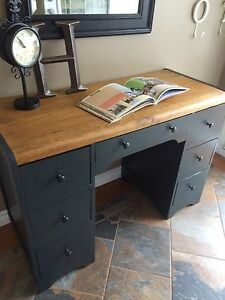 Vintage 7 Drawer Desk