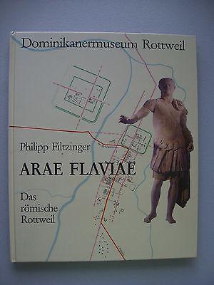 Dominikanermuseum Rottweil Arae Flaviae römische Rottweil 1994