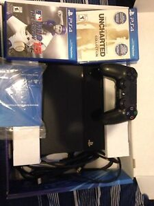 Black 500GB ps4 bundle
