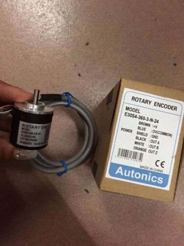 1pc Autonics Encoder E30s4-360-3-n-24