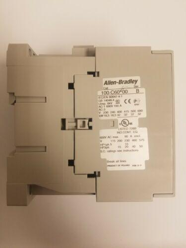 Allen-Bradley 100-C60B10