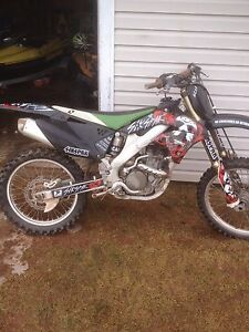 2006 kx250f (trade or sell)