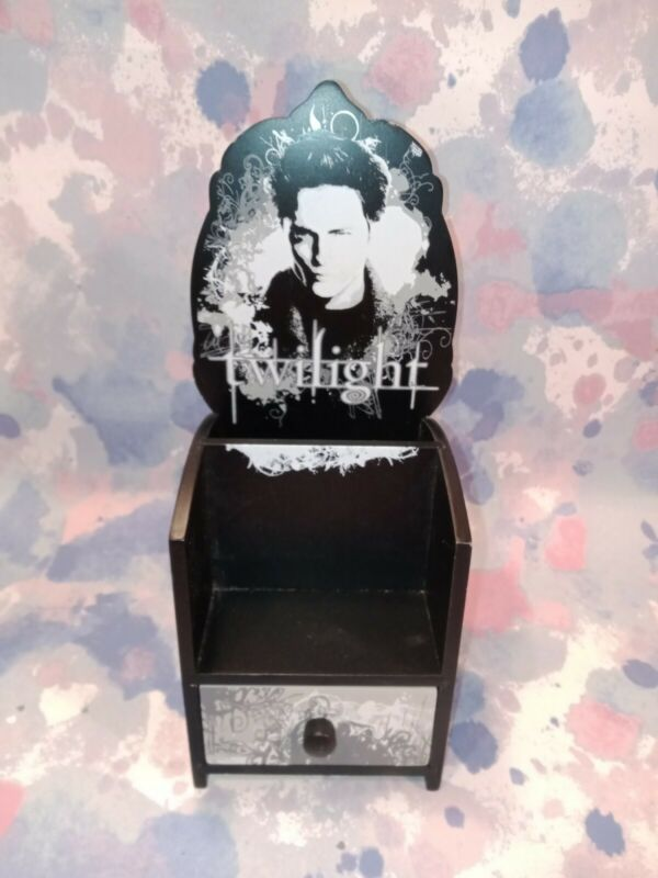 Collectors Twilight Neca Edward Cullen Phone Holder And Jewelry Box